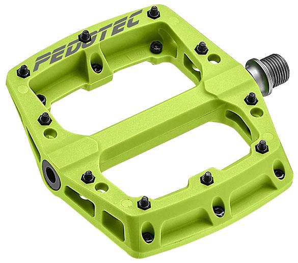 Pedals Bmx PT Thunder180 Green