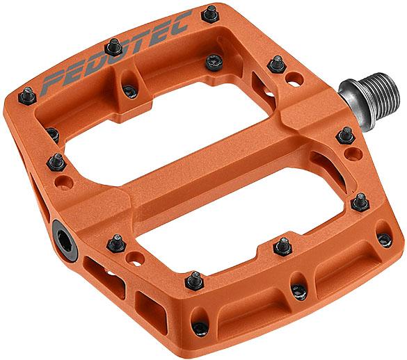 Pedals Bmx PT Thunder180 Orange