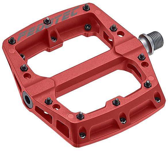 Pedals Bmx PT Thunder180 Red