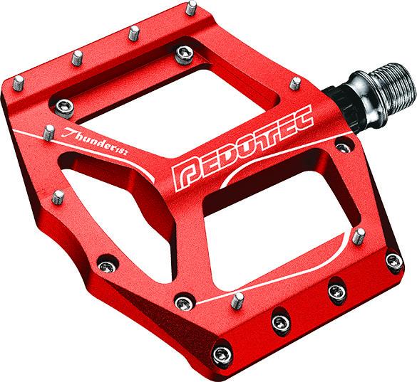 Pedals Bmx PT Thunder182 Red