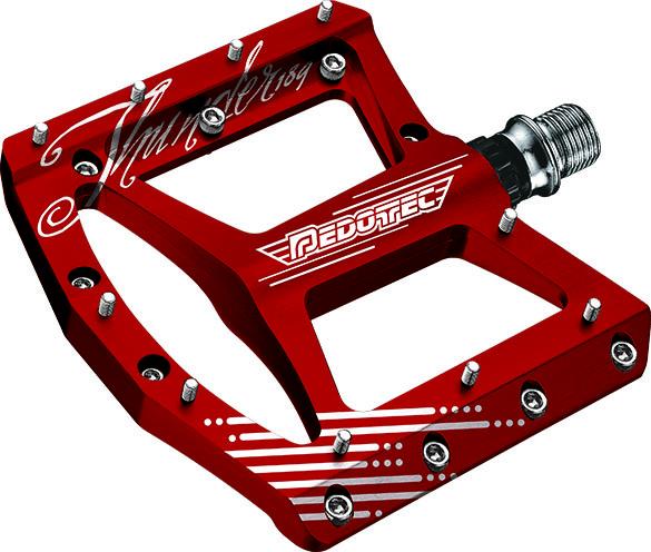 Pedals Bmx PT Thunder189 Red
