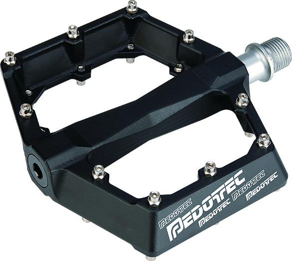Pedals Bmx PT Thunder220 Black