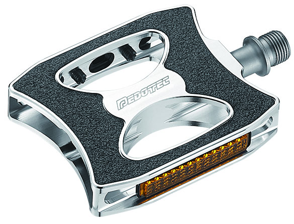 Pedals City PTCF158 Silver