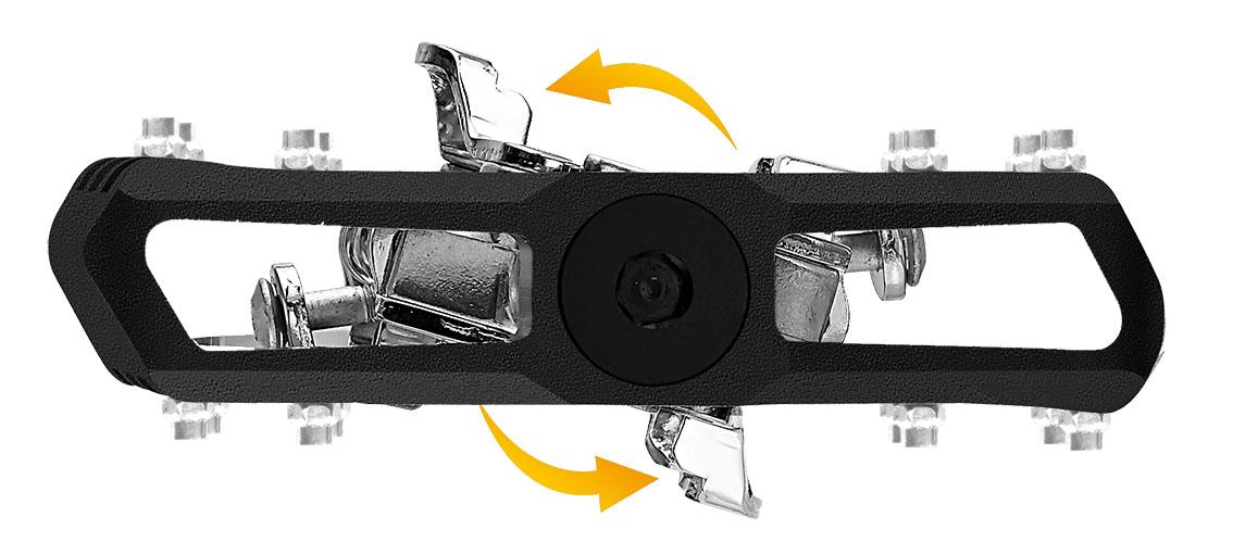 Pedals Mtb PT Aegis284 Side