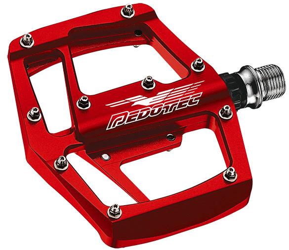 Pedals Bmx PT Thunder171 Red