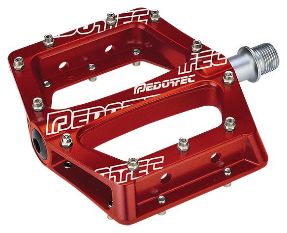 Pedals Bmx PT Thunder225 Red