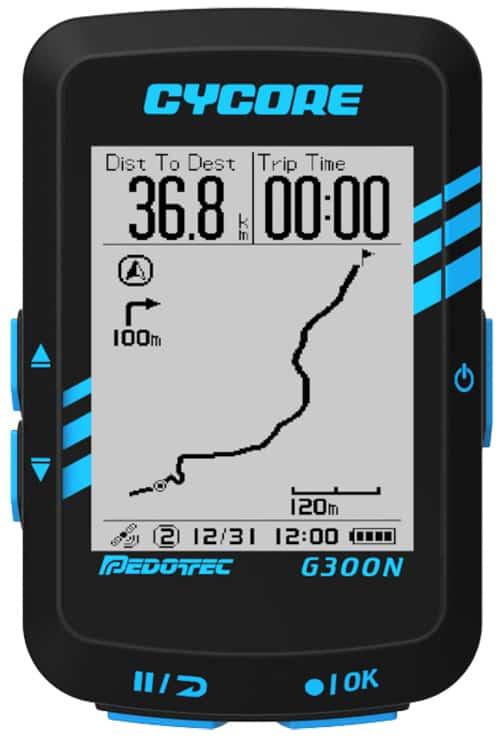 Bike Power Meter Computer G300N
