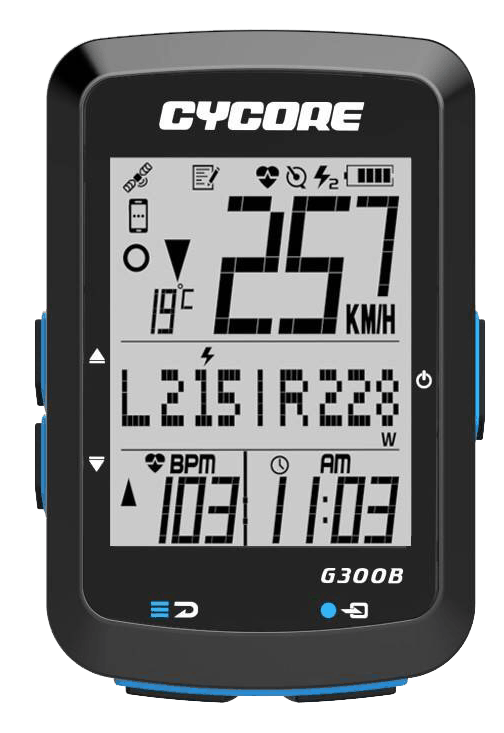 GPS Computer G300B-1