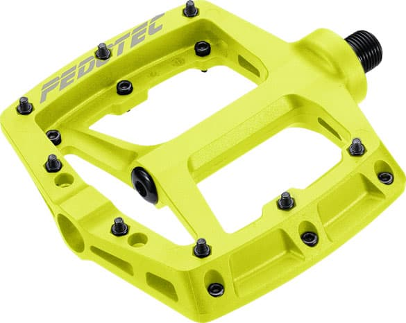 Pedals Bmx Thunder172 Lime
