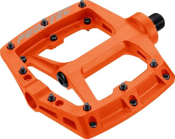 Pedals Bmx Thunder172 Orange