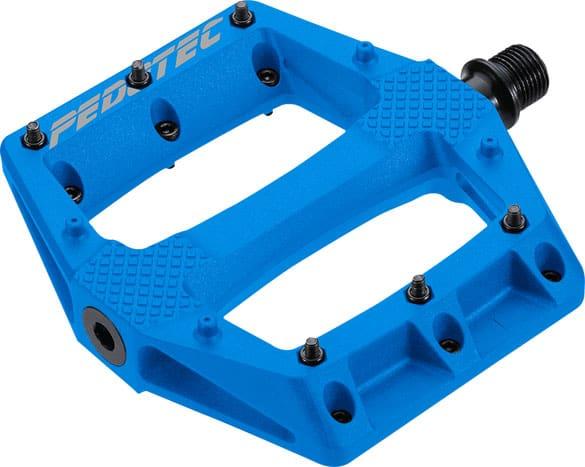 Pedals Bmx Thunder184 Blue