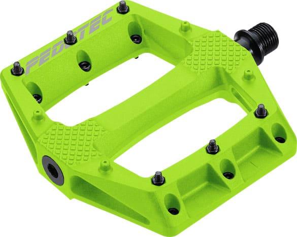 Pedals Bmx Thunder184 Green