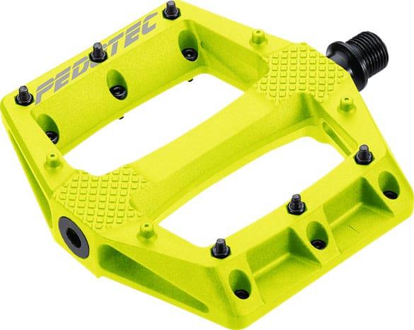 Pedals Bmx Thunder184 Lime