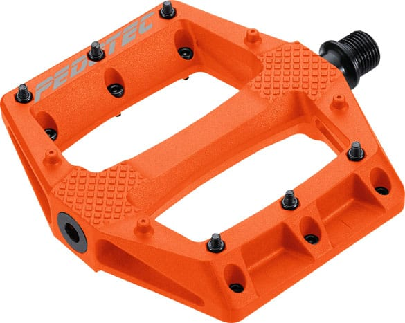 Pedals Bmx Thunder184 Orange