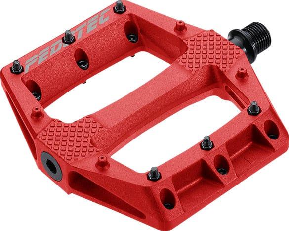 Pedals Bmx Thunder184 Red